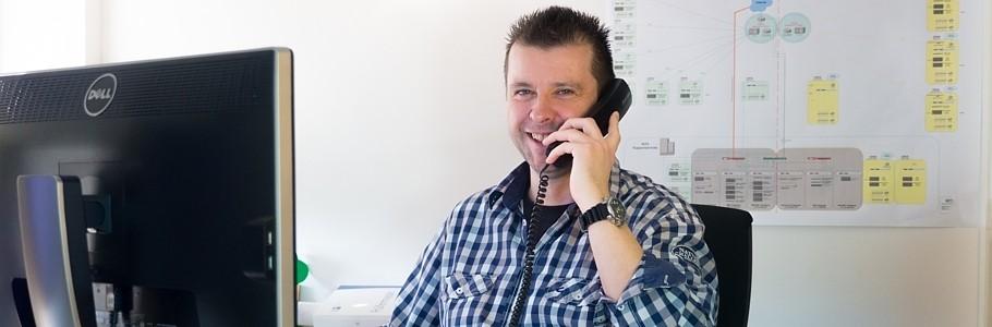 Telefonischer Support - HITS-Zentrale